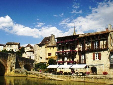 Ville de Nérac, Dordogne Pimprelys