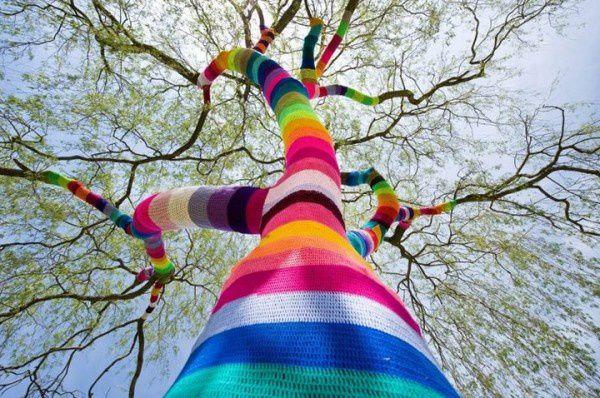 arbre tricot