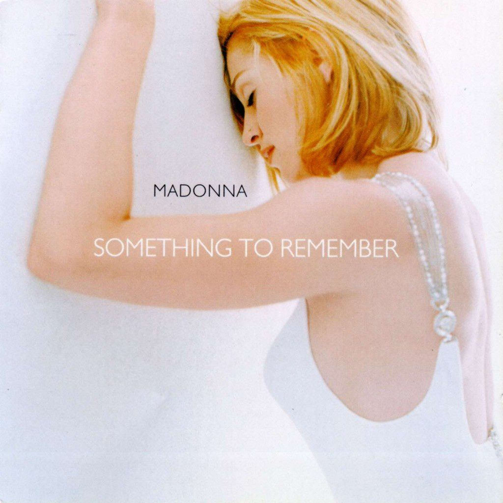 Image result for MADONNA SOMETHING TO REMEMBER