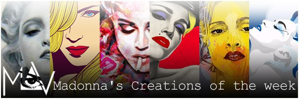 banniere Madonna s Creations of the week