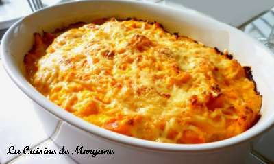gratin de potimarron la cuisine de morgane. Black Bedroom Furniture Sets. Home Design Ideas