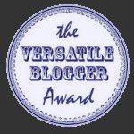 Versatile Blogger Award Bleu