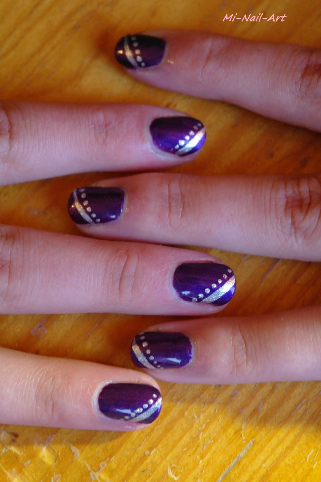 deco ongle rapide
