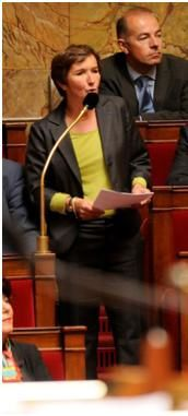 Valerie Fourneyron legislatives 2012 rouen