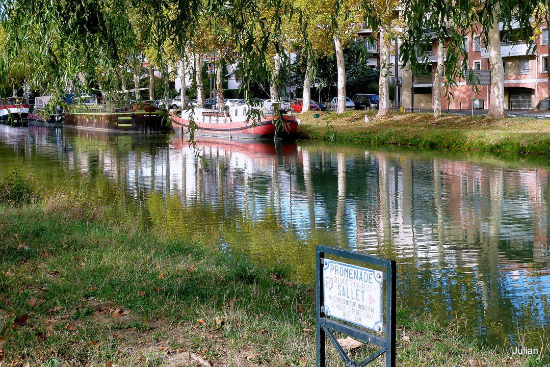 canal du midi toulouse 2 le blog de julian m. Black Bedroom Furniture Sets. Home Design Ideas