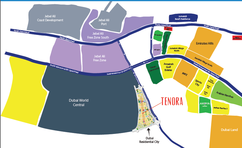 Damac tenora dubai world central builder property call us now tenora location copy 2g gumiabroncs Image collections