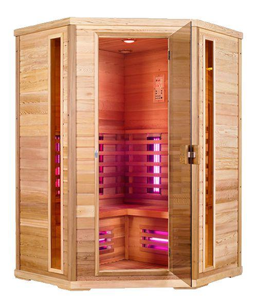 sauna infrarouge sauna infrarouge spectra de places with sauna infrarouge interesting achat. Black Bedroom Furniture Sets. Home Design Ideas