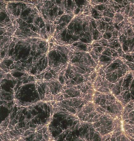 filaments cosmiques
