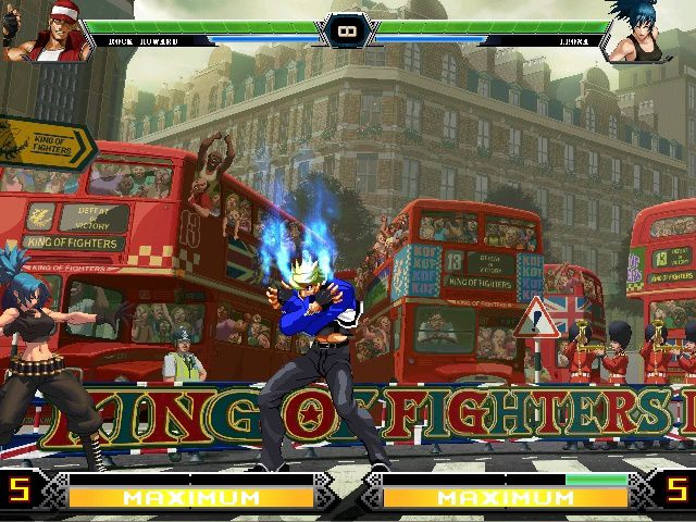 king of fighter xiii free download for pc