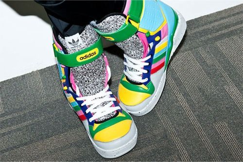 adidas original by jeremy scott