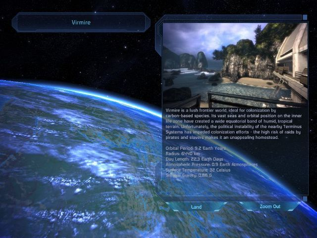 MassEffect Description Planete