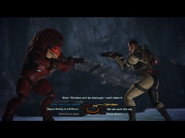 MassEffect Dialogue