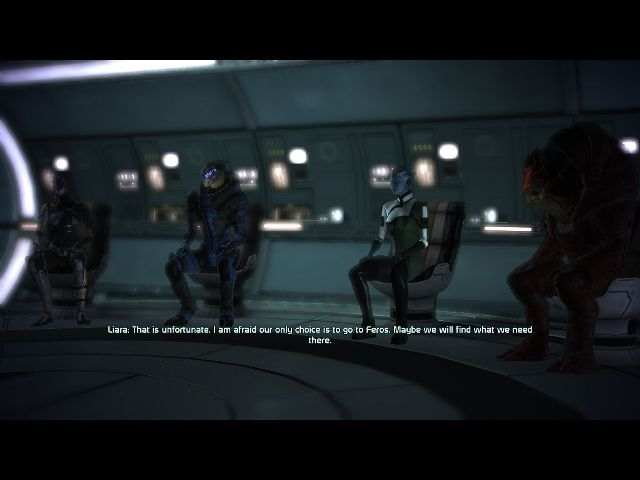 MassEffect Races NPCs