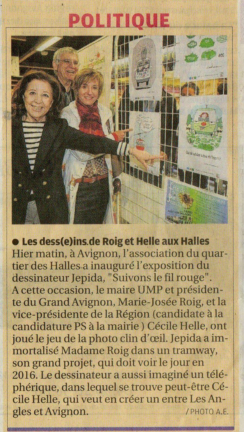 2013 la Provence 19 Mai 2