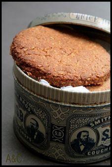 Gros sablès au caramel de rhubarbe 029