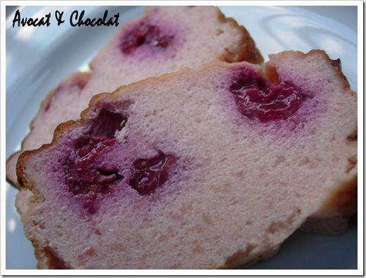 gateau rose poudré (3)