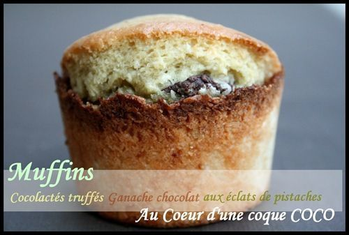 muffins coque coco truffés chocolat (2)