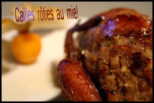 cailles farcies cèpes & marron (6)