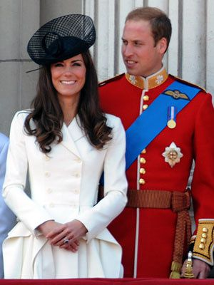 Kate Trooping Colour