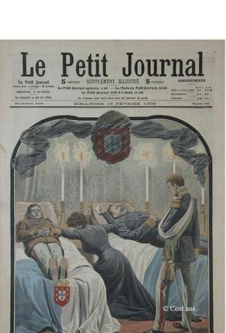 1-Assassinat roi du Portugal