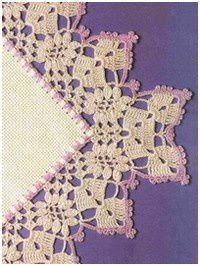 Border Crochet Edging