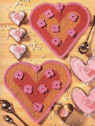 maniques coeur