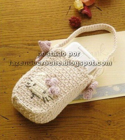 pochette portable hello kitty,.