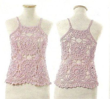top motif rond rose,,,