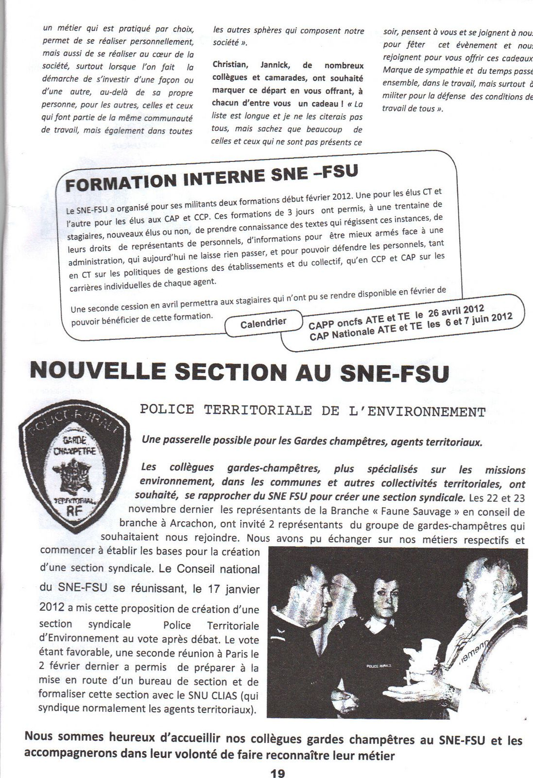 article pte synergie mfs