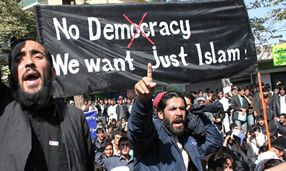 democracy-we-want-just-islam