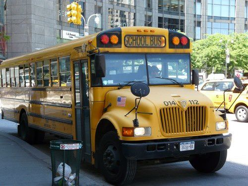 NY bus scolaire