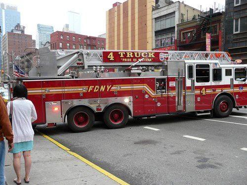 NY pompier