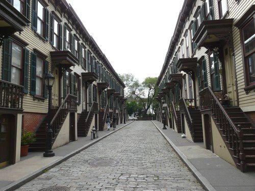NY rue protégée