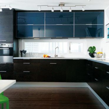 savez vous installer une cuisine en kit le blog de lesvoyagesetmoi. Black Bedroom Furniture Sets. Home Design Ideas