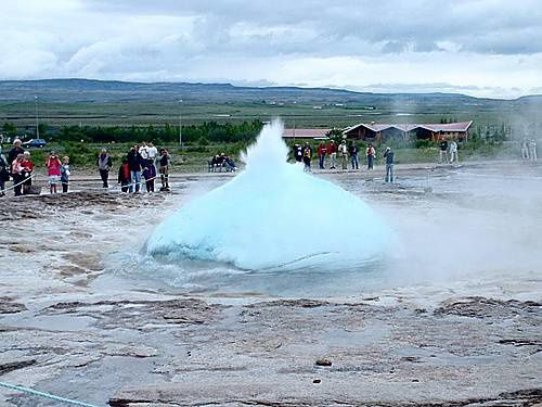 geyser bulle]