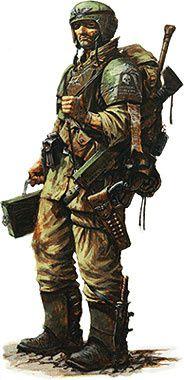 Cadian Shock Trooper
