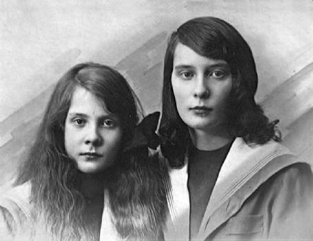 Irina and Natalie Paley