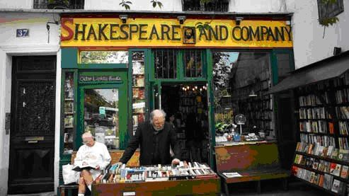 Shakespeare and Company aujourd'hui