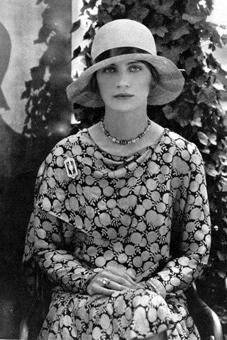 Lee Miller by Edward Steichen for Vogue 1928