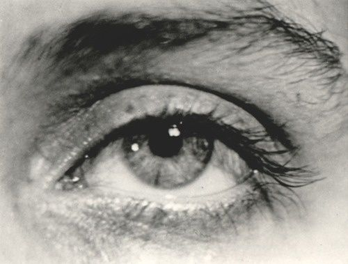 lee Miller's eye 1932 par man ray