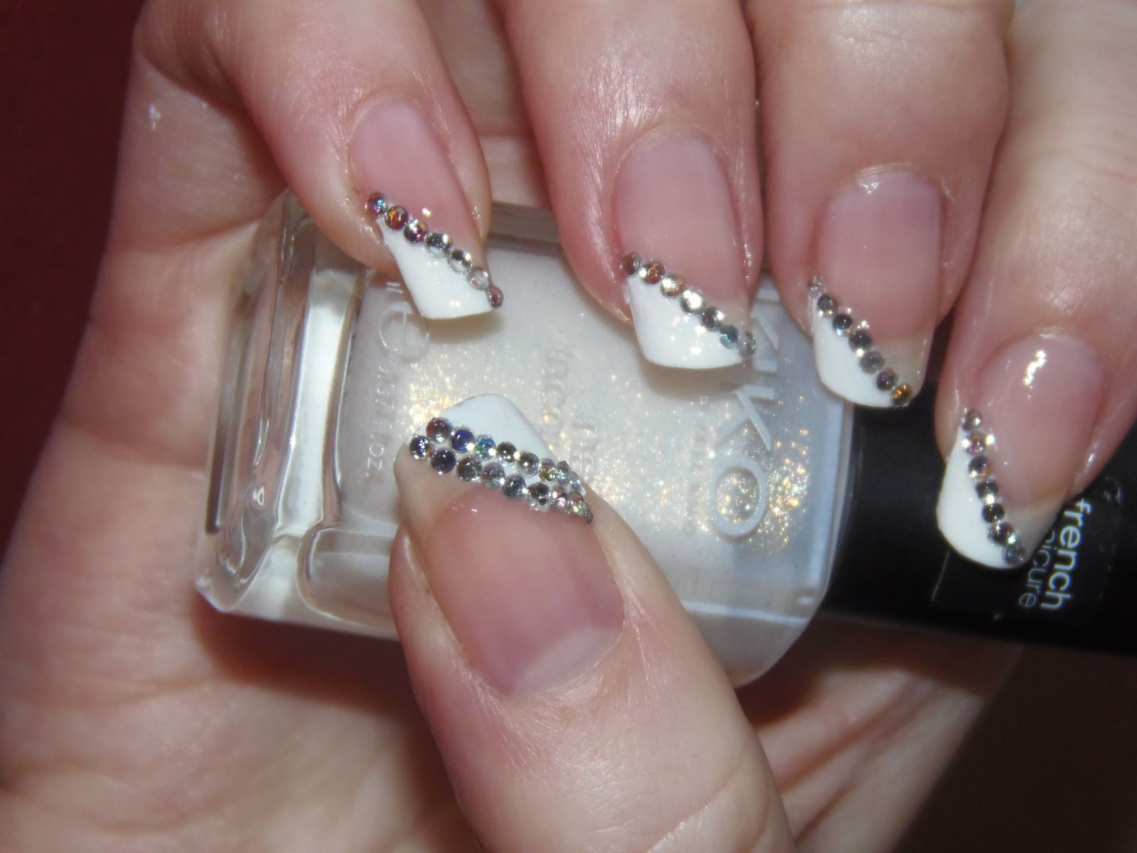 Mon nail art du nouvel an le blog de nailart by - Nail art nouvel an ...