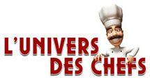 Logo L'Univers des Chefs