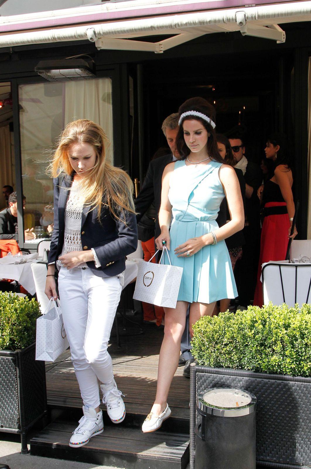 Dior + Paris shopping (02 juillet) - Shopping + gare (03 juillet)
