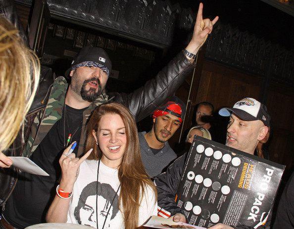 Concert des Guns N Roses le 11 mars