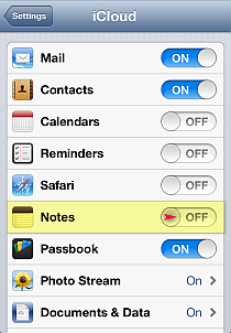 iphone notes backup