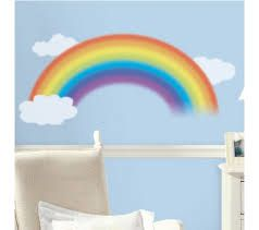 emob4kids une chambre arc en ciel sinon rien le petit monde d 39 elvira. Black Bedroom Furniture Sets. Home Design Ideas