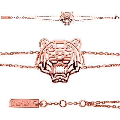 collier-kenzo-plaque-or-rose-tiger-sangha-kenzo-pi-21727 00