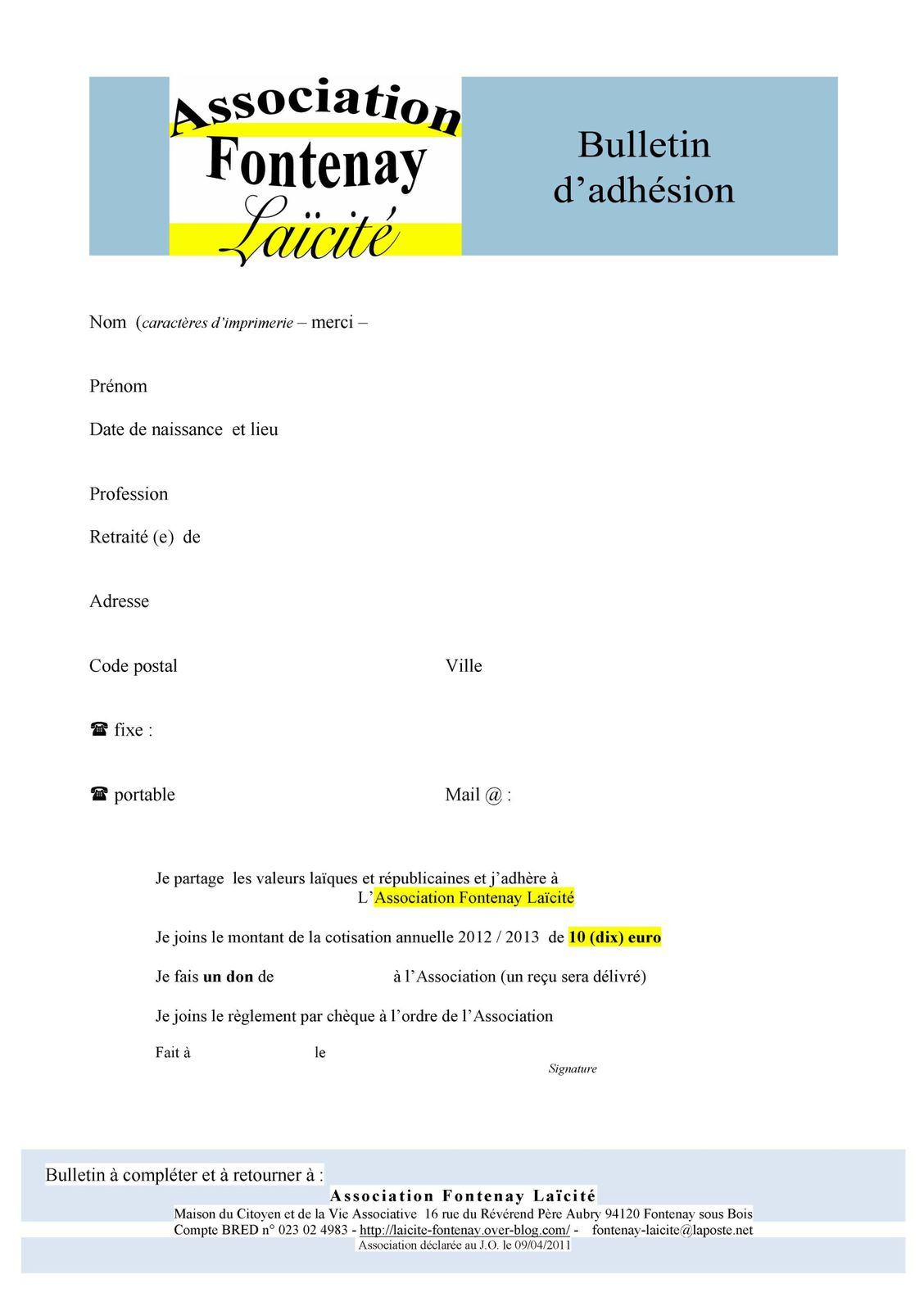 003 Feuille ADHESION 2013