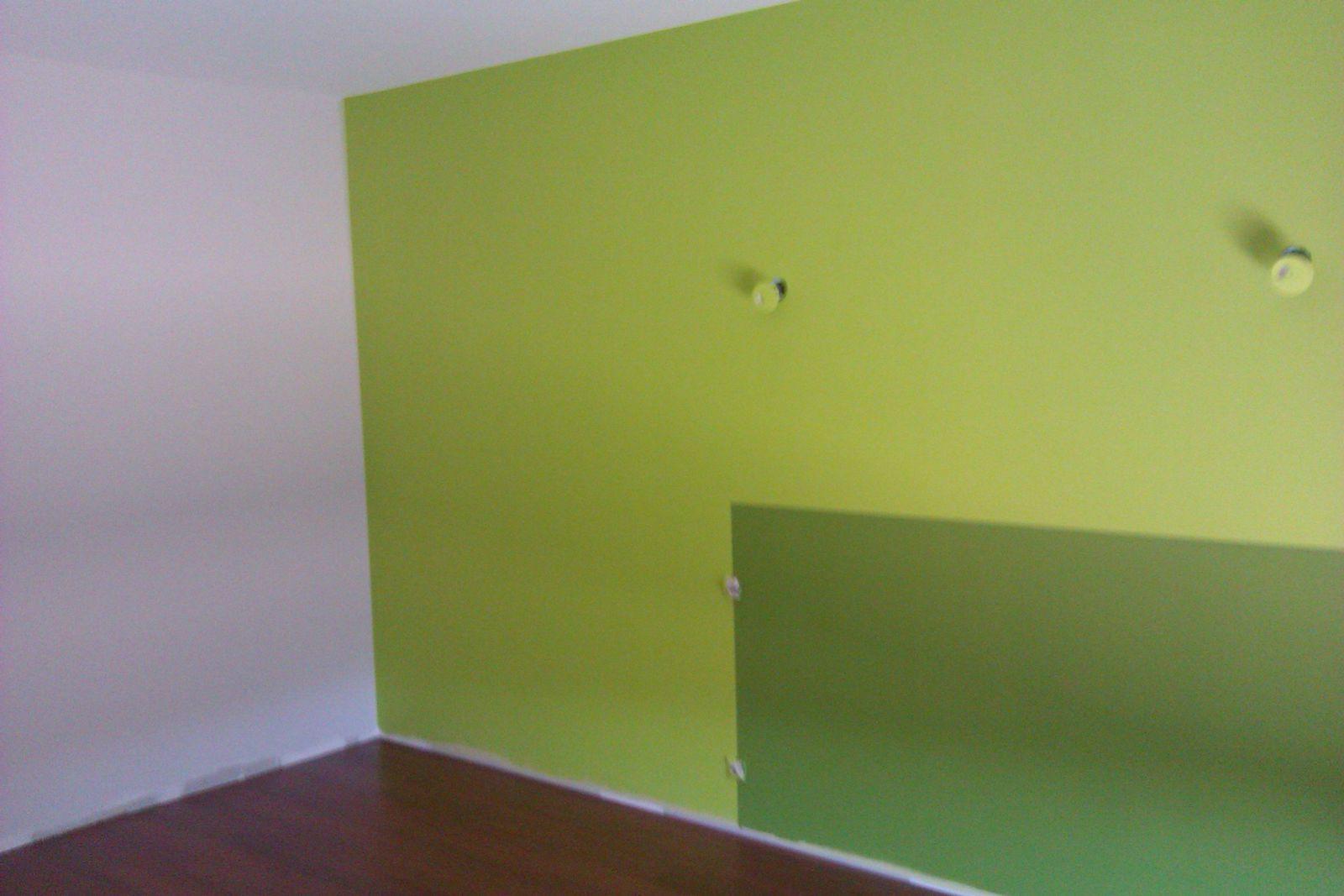 Maison Neuve Peinture Sur Placopl Tre Termin E Fr Aide