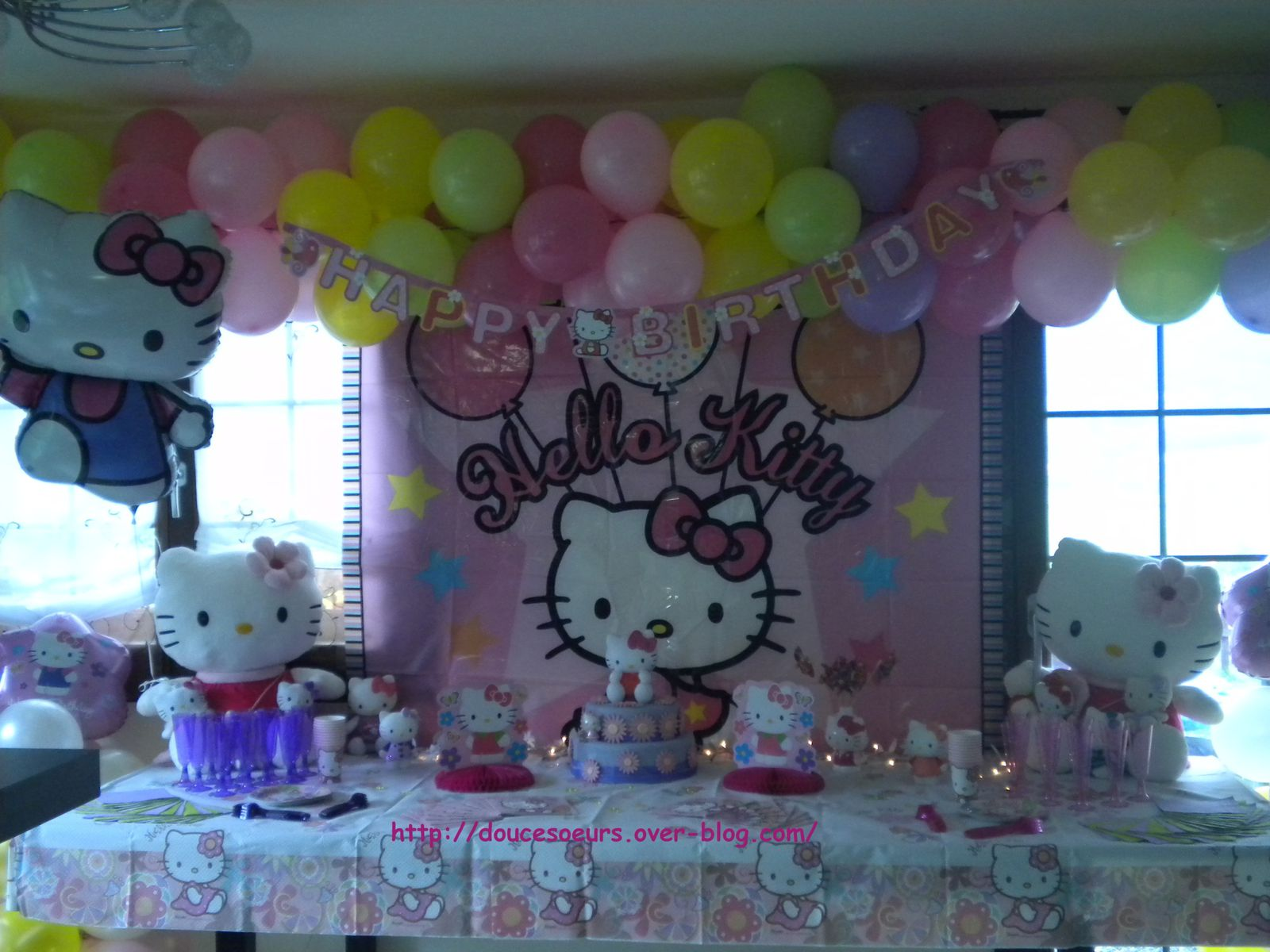 album anniversaire hello kitty - Hello Kitty Anniversaire